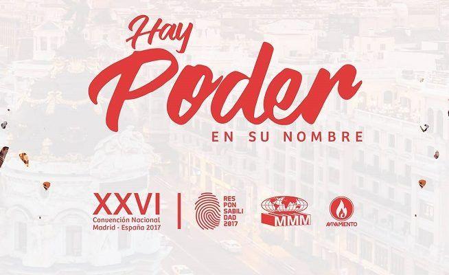 XXVI Convención Nacional de España. Hay Poder en Su Nombre - #CelestialStereo