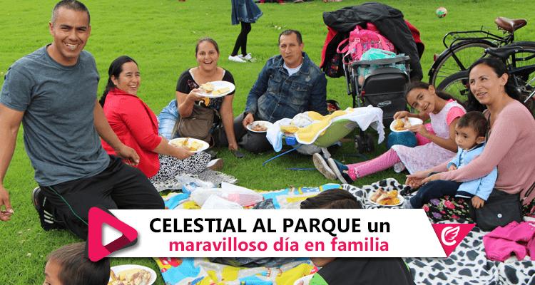 #CelestialAlParque Un día maravilloso en Familia | #CelestialStereo #RadioCristiana | Movimiento Misionero Mundial | MMMBogotá